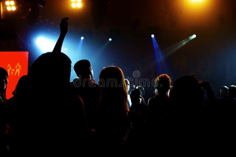Night club royalty free stock image