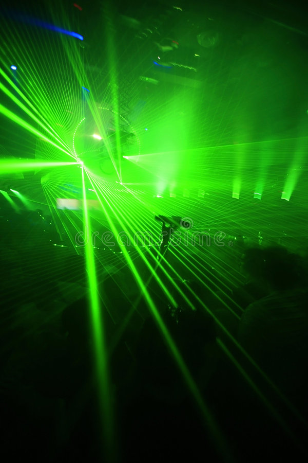 Night Club Party Background Royalty Free Stock Photo