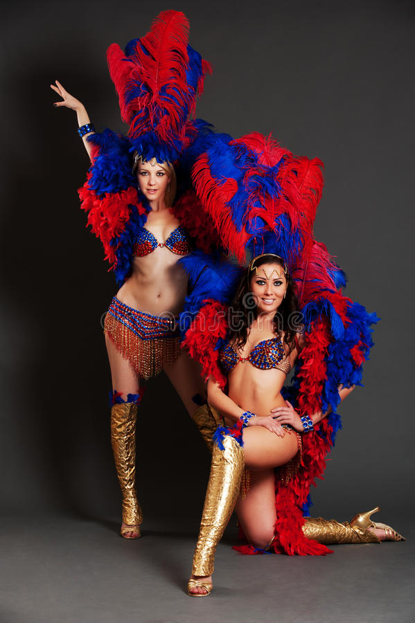 Download Night Club Performers Stock Image - Image: 17726721