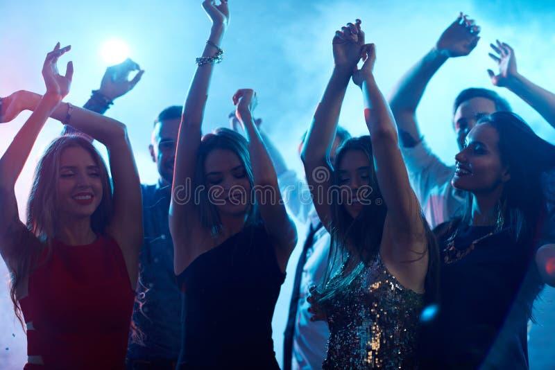 Night entertainment royalty free stock image