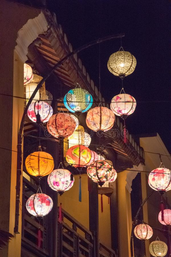 The City Of Hoi An royalty free stock image