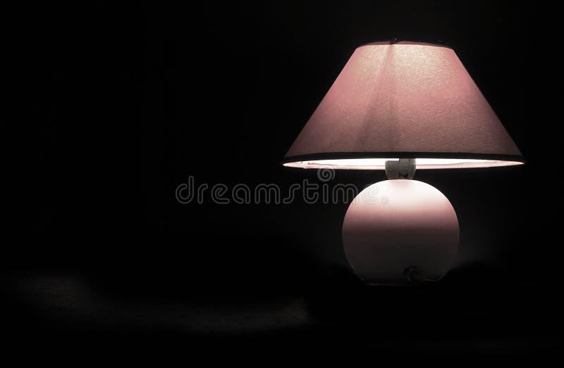 Download Night lamp stock photo. Image of light, shine, darkness - 26540792