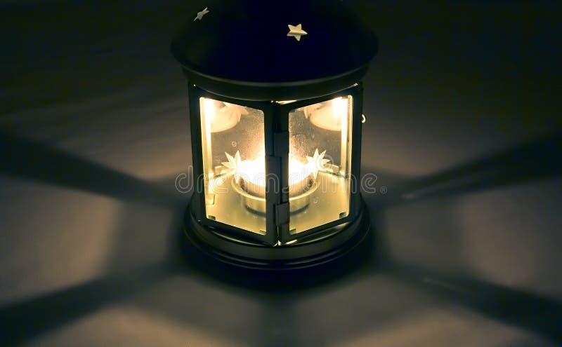 Download Night Lantern stock image. Image of contrast, cast, waver - 197809
