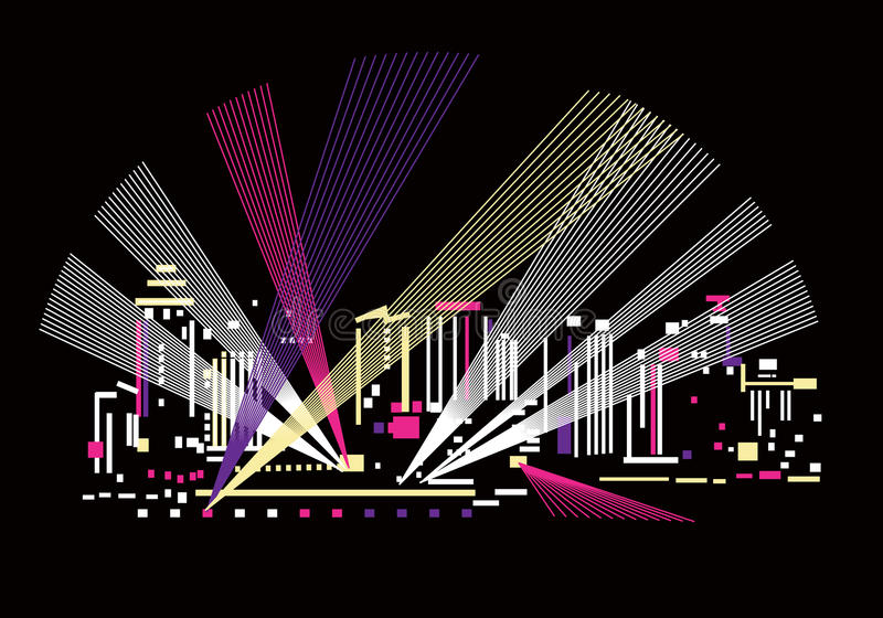 Download Night And Light Royalty Free Stock Photo - Image: 20983585