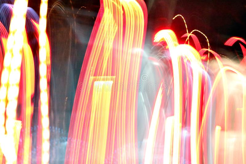 Abstract  light background on the move stock photos