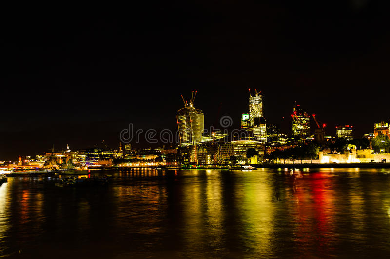 Download Night London city stock photo. Image of boat, government - 33057692