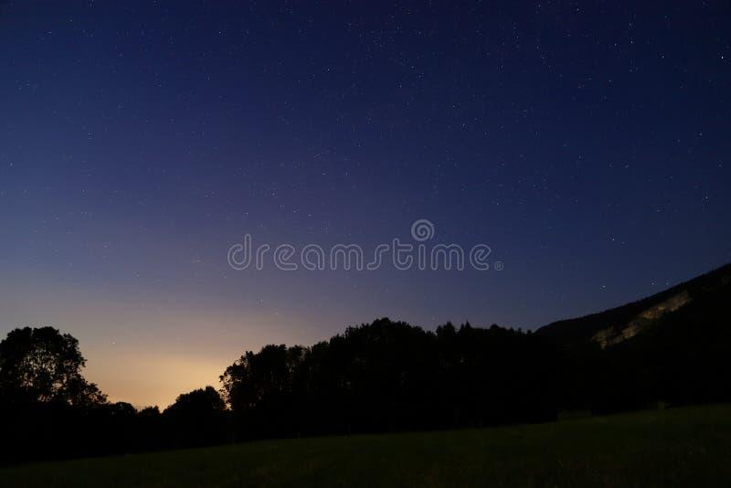 Night photo libre de droits