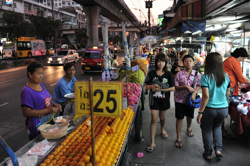 Download Night Market editorial stock photo. Image of female, outdoor - 26553788