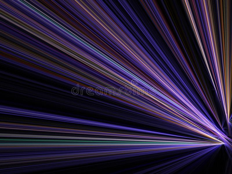 Download Night motion blur stock illustration. Image of generated - 24189917