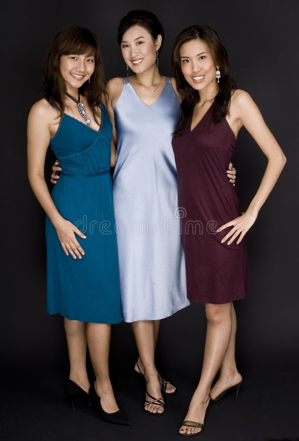 Download Night Out stock image. Image of make, dress, people, party - 859381