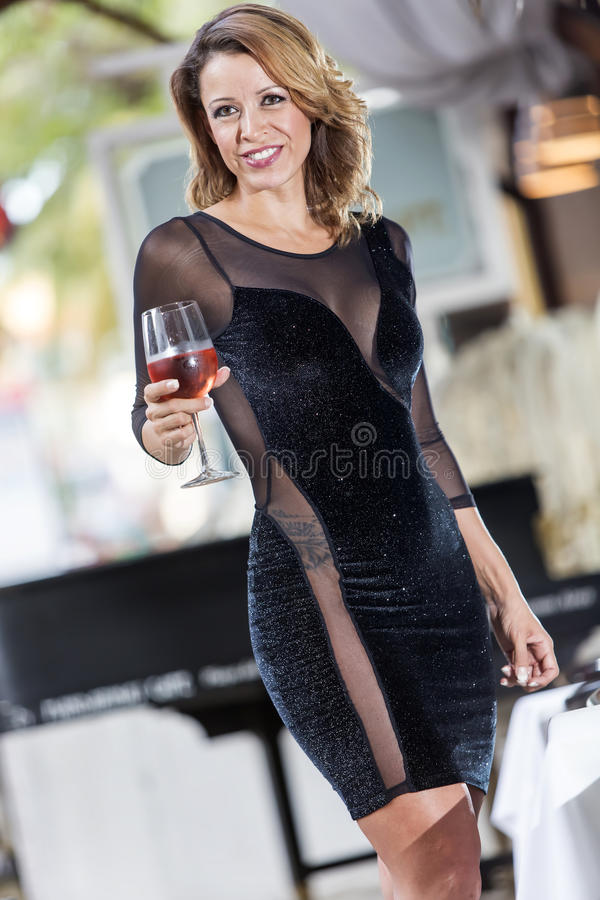 A Night Out On The Town royalty free stock photo