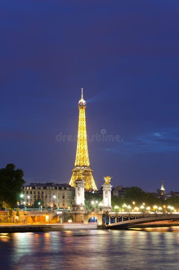 Download Night Of Paris Editorial Stock Image - Image: 24871979