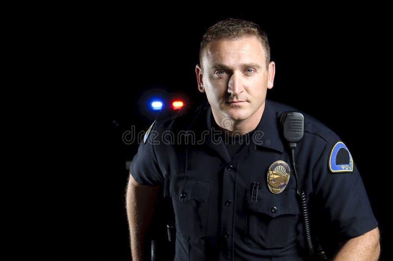 Night Patrol stock photos
