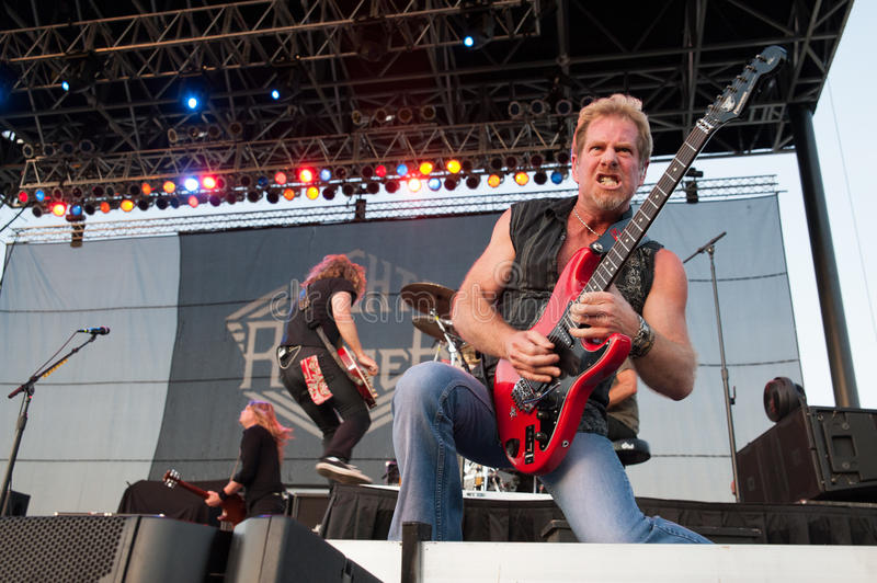 Download Night Ranger editorial photo. Image of levy, perform - 25339801