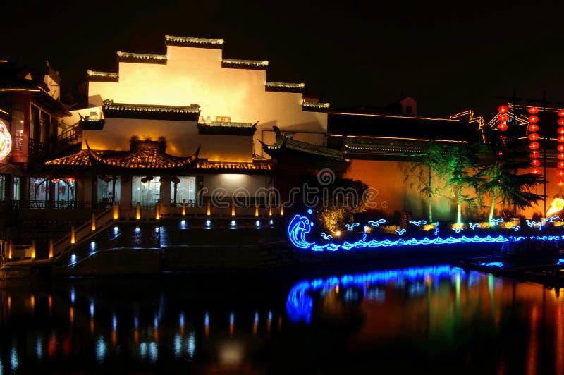 Download Night scene stock image. Image of light, reflex, gorgeous - 1409773