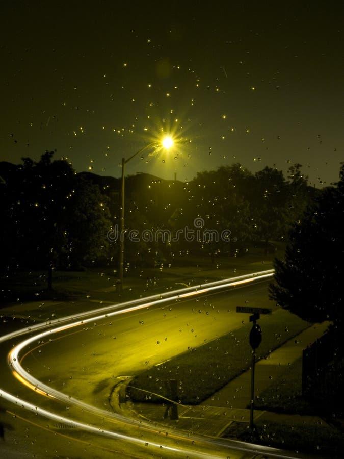 Download Night Scene stock image. Image of glass, mysterious, neighbourhood - 6515917