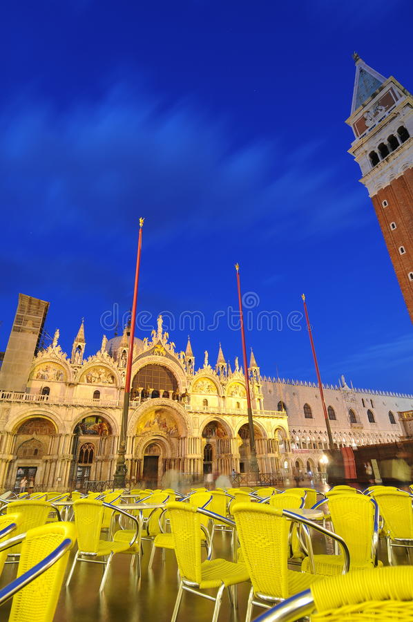 Free Night Scene In Venice, Italy Royalty Free Stock Photo - 20339345