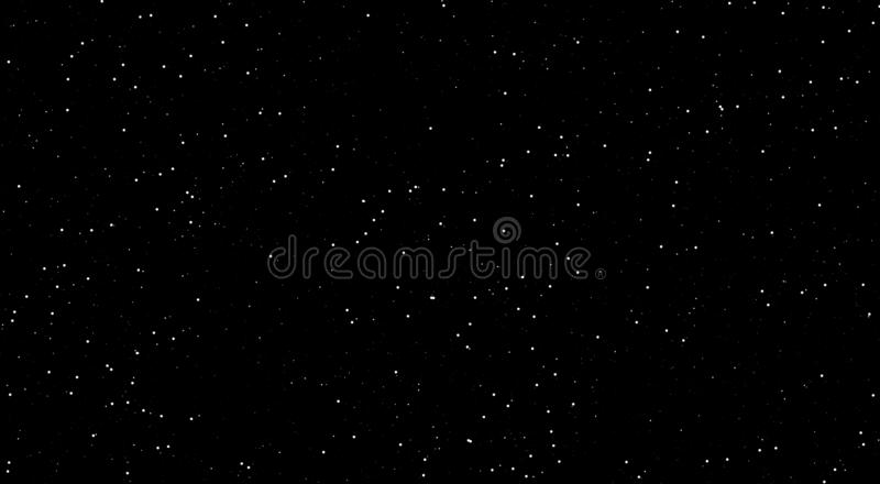 Night scenes, shining stars in night, black background with bright stars. awesome night. Abstract vector illustration. uses for wallpaper, advertise, book vector illustration