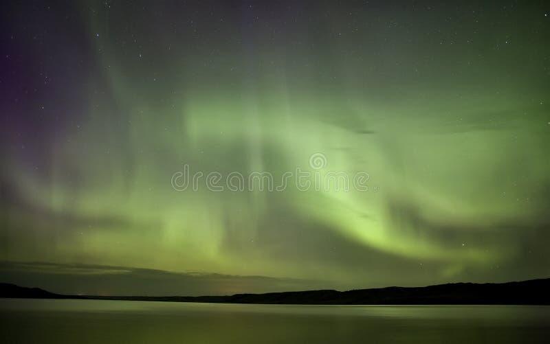 Download Night Shot Northern Lights stock photo. Image of night - 23678962
