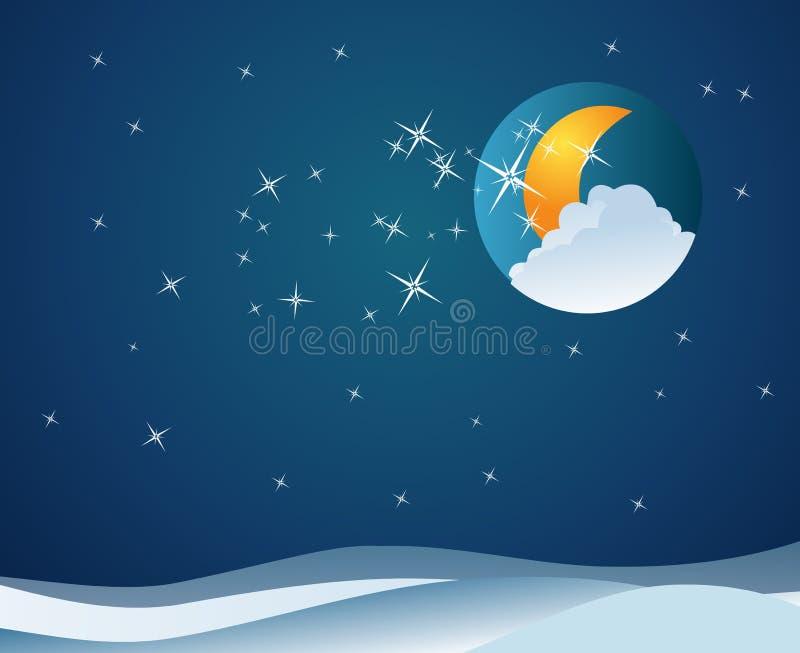 Download Night Sky Stock Image - Image: 21343801