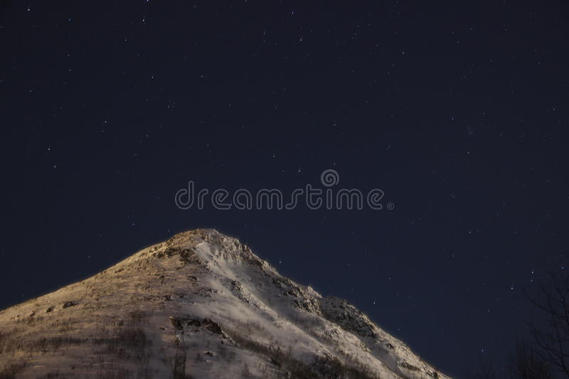 night sky stock photography