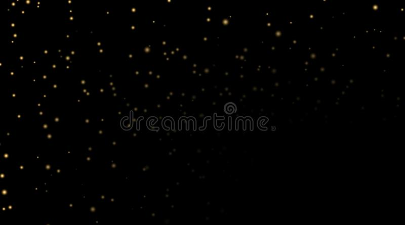 night sky gold stars black background dark astronomy space template galaxy starry pattern wallpaper shiny night sky 112974551