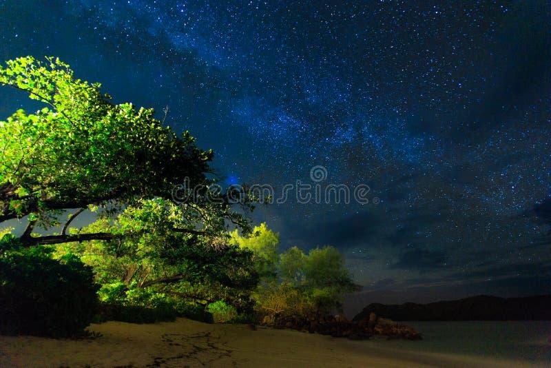 Night Sky stock image