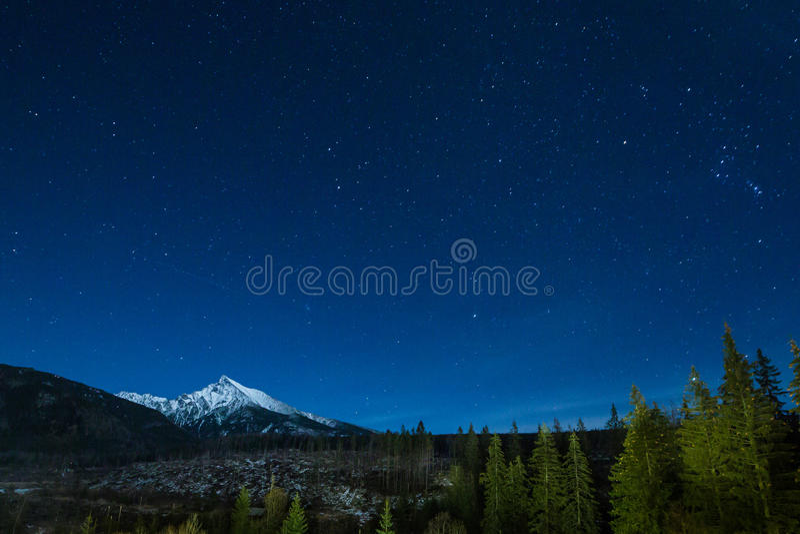 Night Sky stock photos