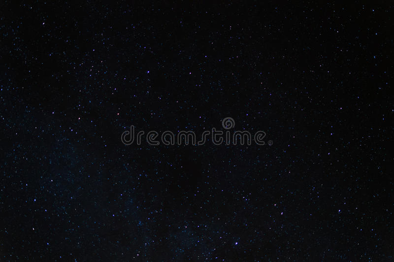 Night sky with the stars. Night sky with the stars royalty free stock images