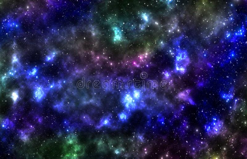 Night sky with stars background.  royalty free stock images