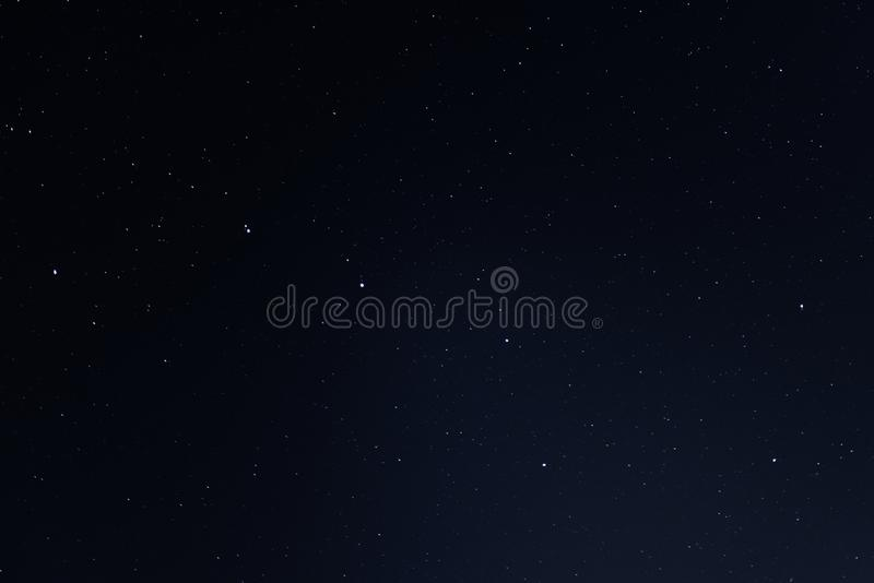 Great bear in outer space, universe background. Night sky with stars and galaxy in outer space, universe background stock images