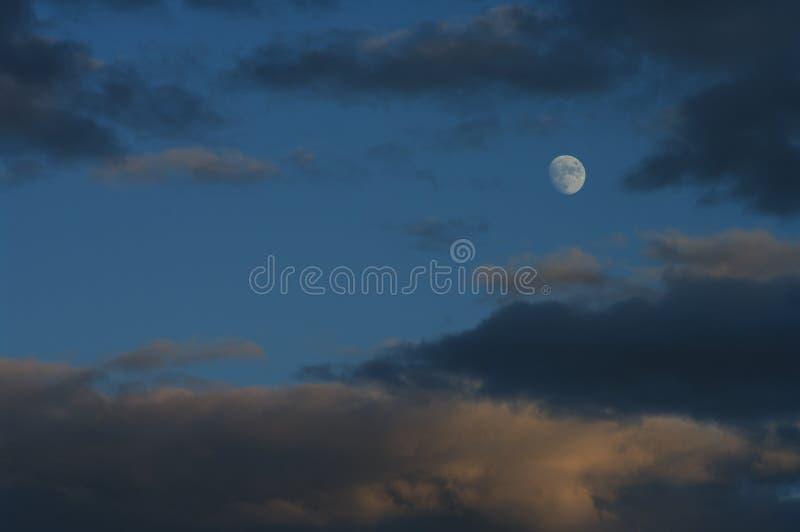 Night Skyscape Stock Photo