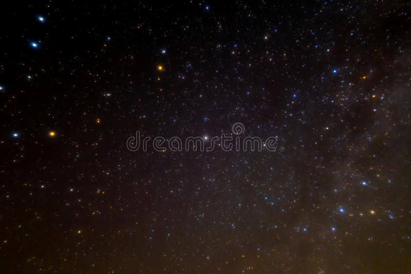 Night starry sky background royalty free stock photos