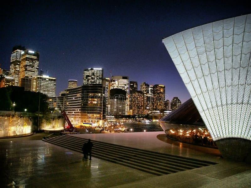 Opera house royalty free stock image