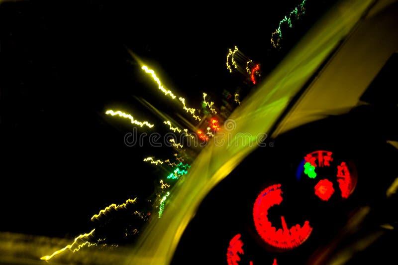 Download Night Traffic Lights Stock Image - Image: 1387781