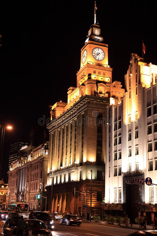 Download Night View  Of Shanghai Editorial Image - Image: 33450640