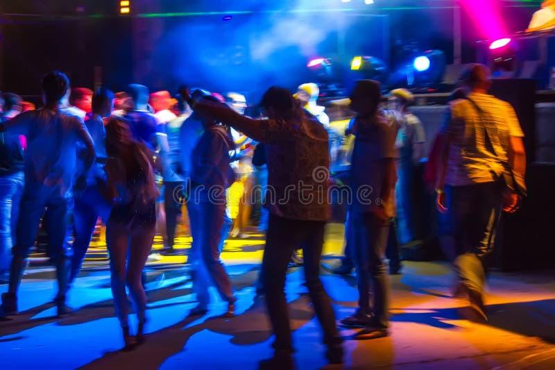 nightclub image stock