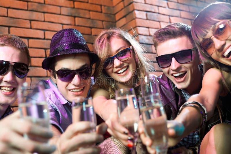 nightclub imagens de stock