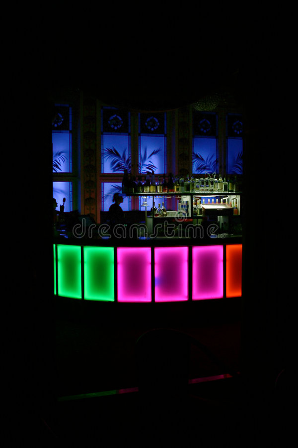 Nightclub royalty free stock images