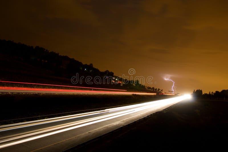 Download Nightlife stock image. Image of black, cars, nightlife - 283659