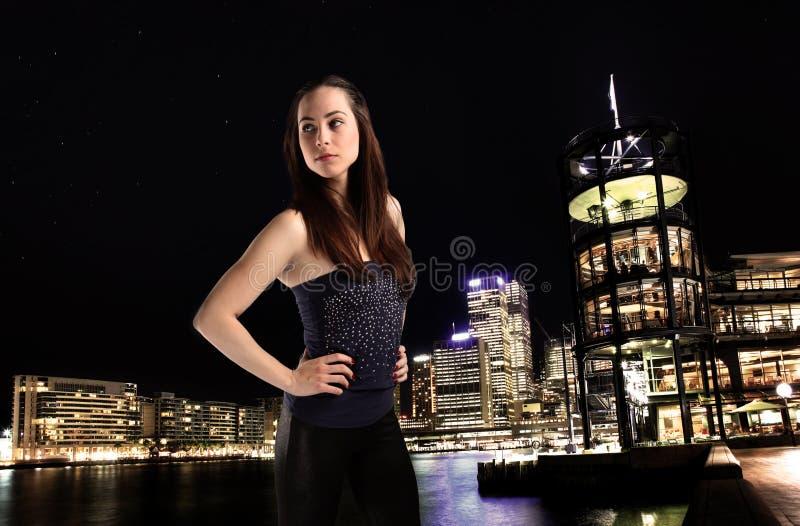 Download Nightlife girl stock image. Image of girls, elegance - 20903987