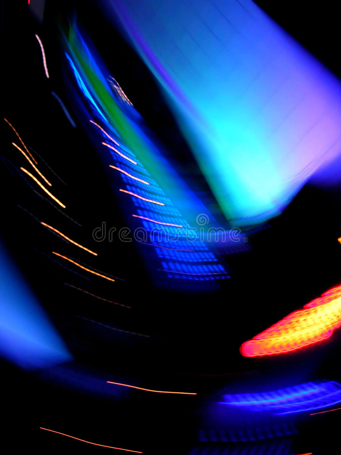 Nightlight photographie stock