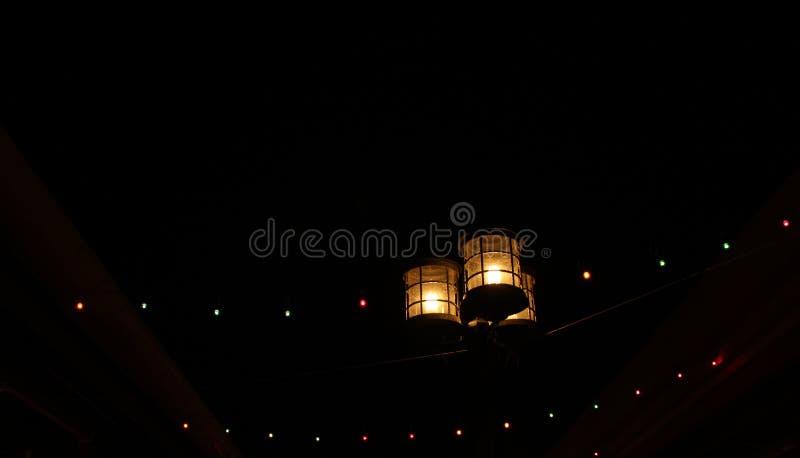 nightlight lizenzfreie stockfotos