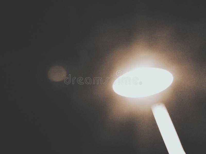 nightlight was zo helder stock afbeeldingen