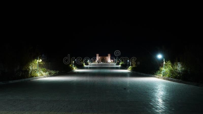 nightscape photographie stock libre de droits