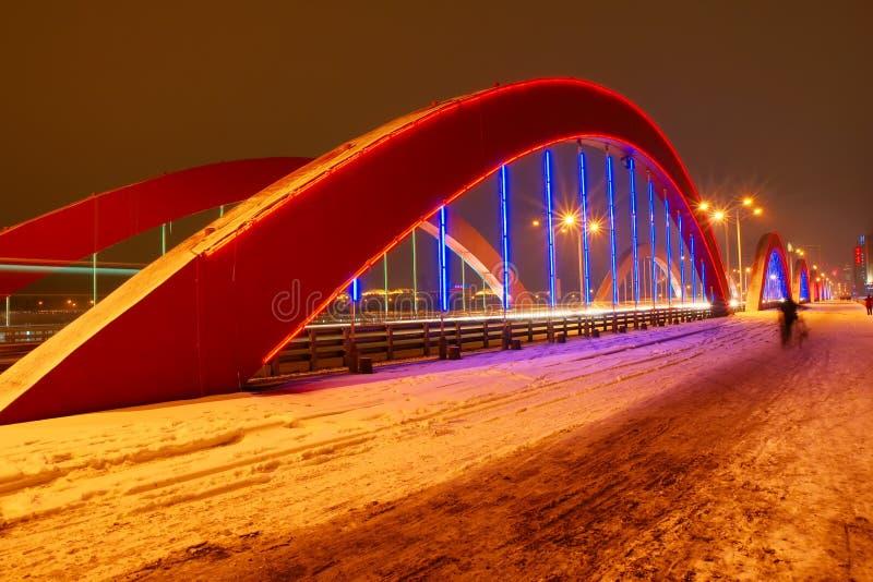 Download Nightscop miastowy obraz stock. Obraz złożonej z zima - 13325181