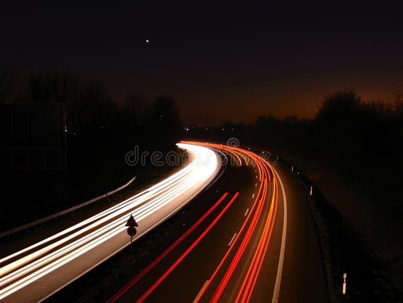 Nightshot stockbild