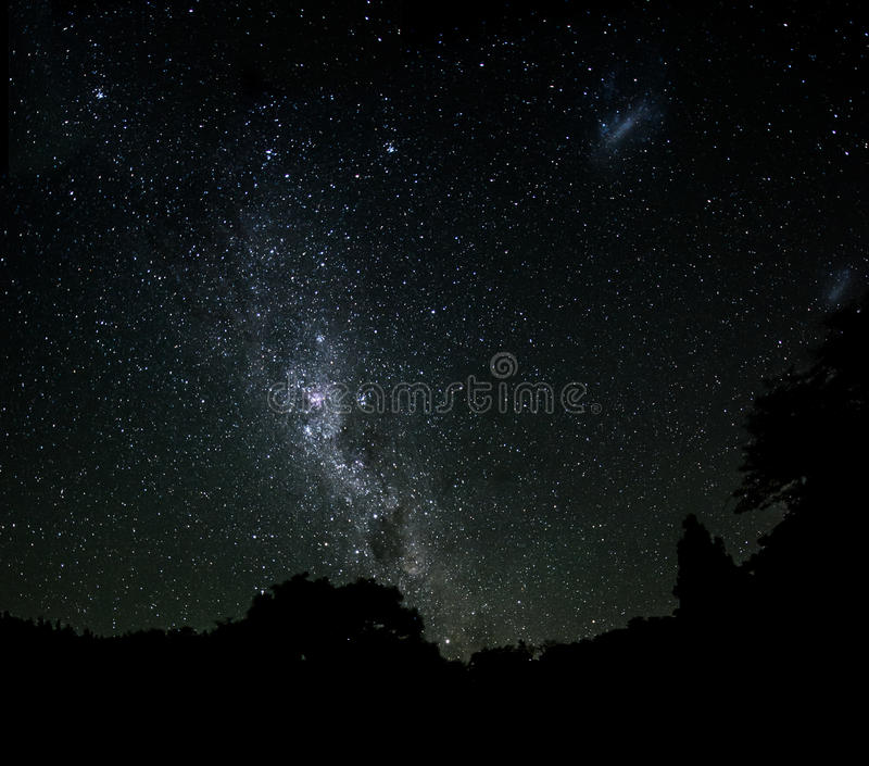 NIghtsky images stock
