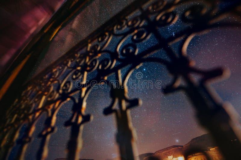 2 nightsky marocains photos stock