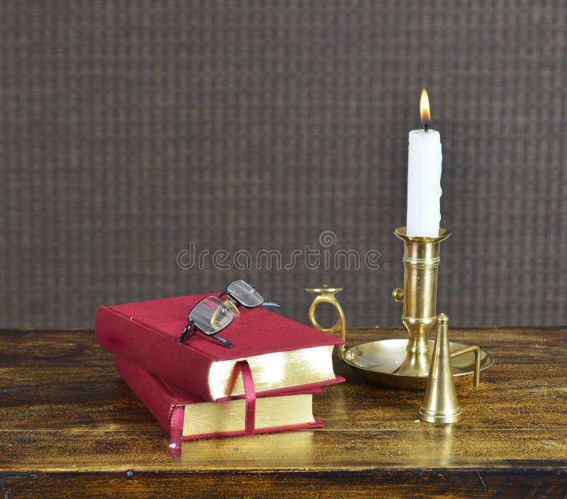 nightstand stockfotografie